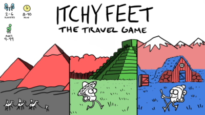 Itchy Feet: The Travel Game