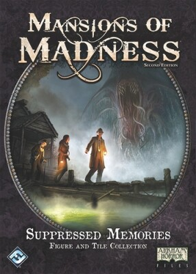 Mansions of Madness: Supressed Memories