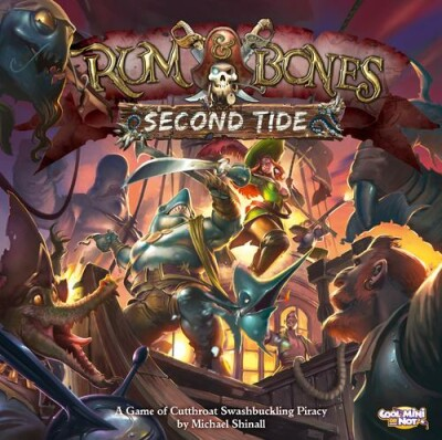 Rum & Bones: Second Tide