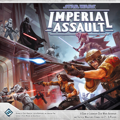Star Wars: Imperal Assault